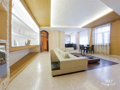 VIP апартаменты в аренду на короткий срок на Итальянской 33