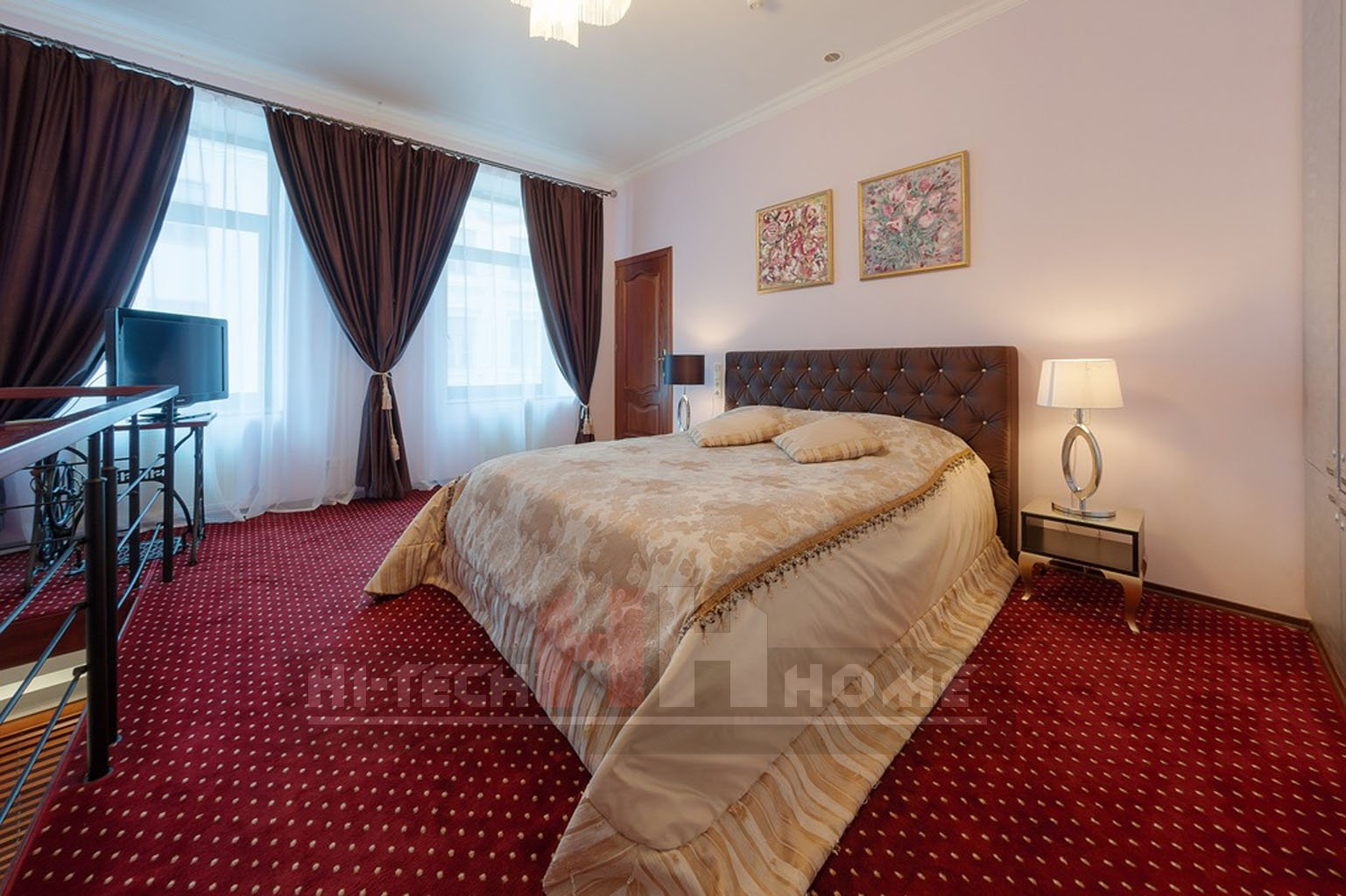 Of apartments for short term rent in St. Petersburg