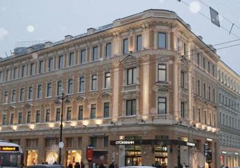 Торгово-развлекательный центр STOCKMANN. Санкт-Петербург