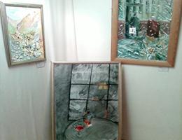 Выставка Веры Миловановой - Мимоходом. Санкт-Петербург