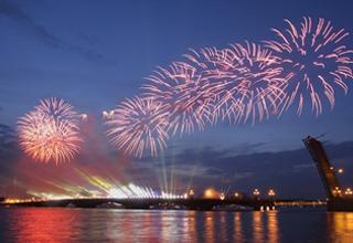 День Града Петра - праздничные мероприятия в честь Дня города