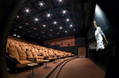 Киномания в Санкт-Петербурге