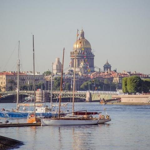II Санкт-Петербургский морской фестиваль 2015