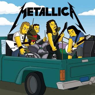 Легендарная группа «Metallica» на берегах Невы