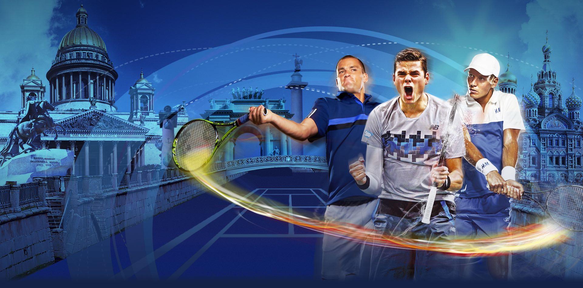 XX Международный теннисный турнир St. Petersburg Open