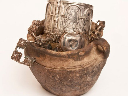 The exhibition «TREASURES of ANCIENT RUS IN the RUSSIAN MUSEUM»