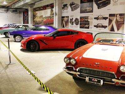 Подарок от уходящего 2015-го: Аквапарк и Muscle Car Show