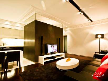 Двухкомнатные VIP — апартаменты посуточно на Невском проспекте 133