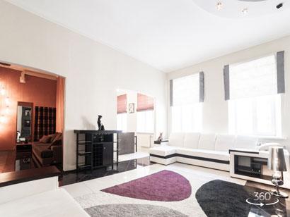 Двухкомнатная квартира на короткий срок в Санкт-Петербурге на Восстания 40