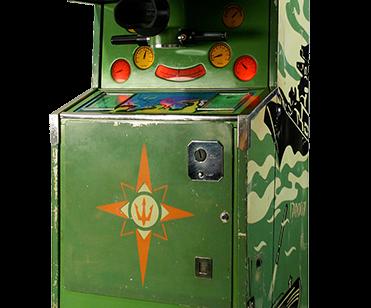 Museum of Soviet arcade machines in Saint Petersburg