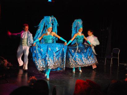 Санкт-Петербургский театральный комплекс на Коломенской или как провести культурно вечер в Петербурге