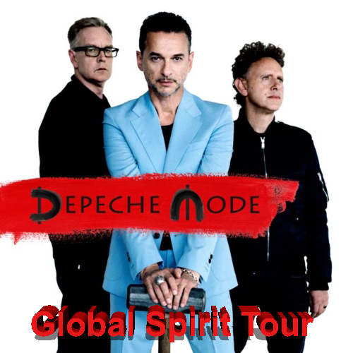A unique event in the Northern capital — the concert of the legendary British group Depeche Mode