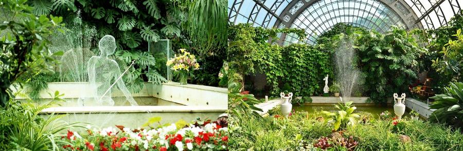 Сады Таврического сада