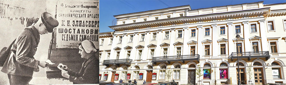 Thematic and historical guided tours in Saint-Petersburg