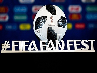 Football is not the only Festival fans FIFA Fan Fest!