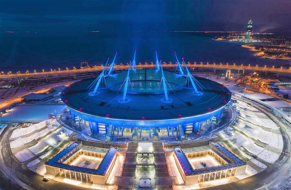 Спортивный Петербург