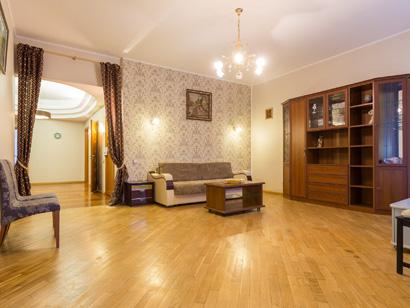 Квартира посуточно в Санкт-Петербурге на Крестовском острове