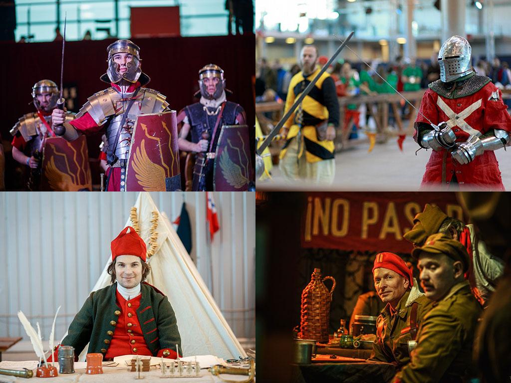 Добро пожаловать на IV международный фестиваль военно-исторического движения «РЕКОН 2020»