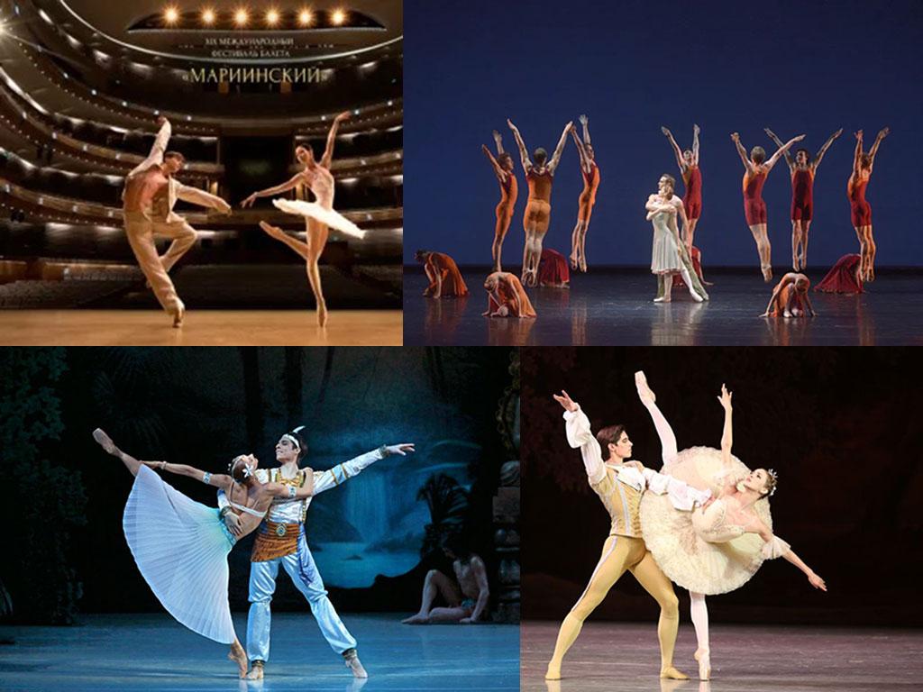 XIX international ballet festival «MARIINSKY» in Saint-Petersburg