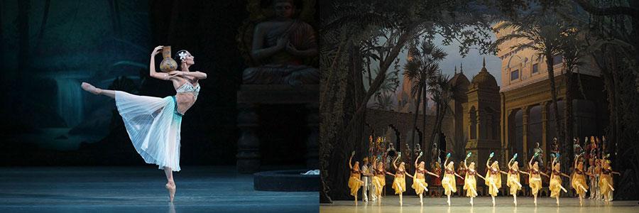 the XIX international festival of ballet