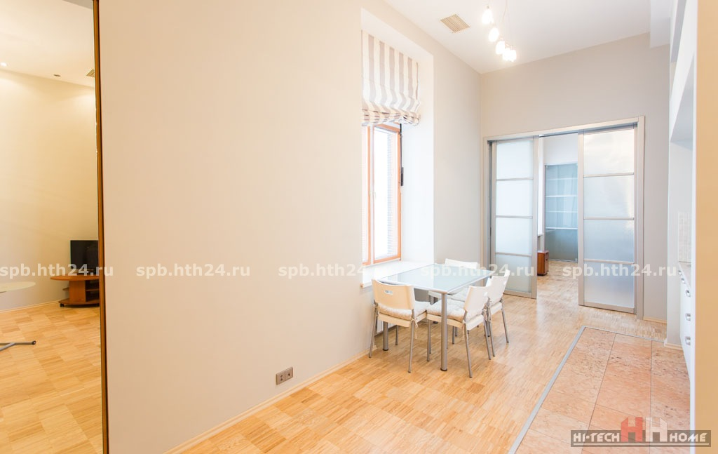 Apartment for rent on the English Embankment 20