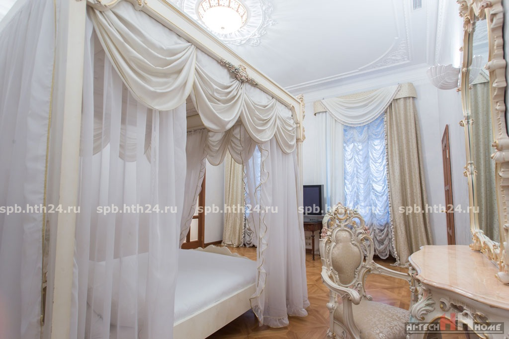 Elite wedding Apartment in St. Petersburg on the Promenade des Anglais