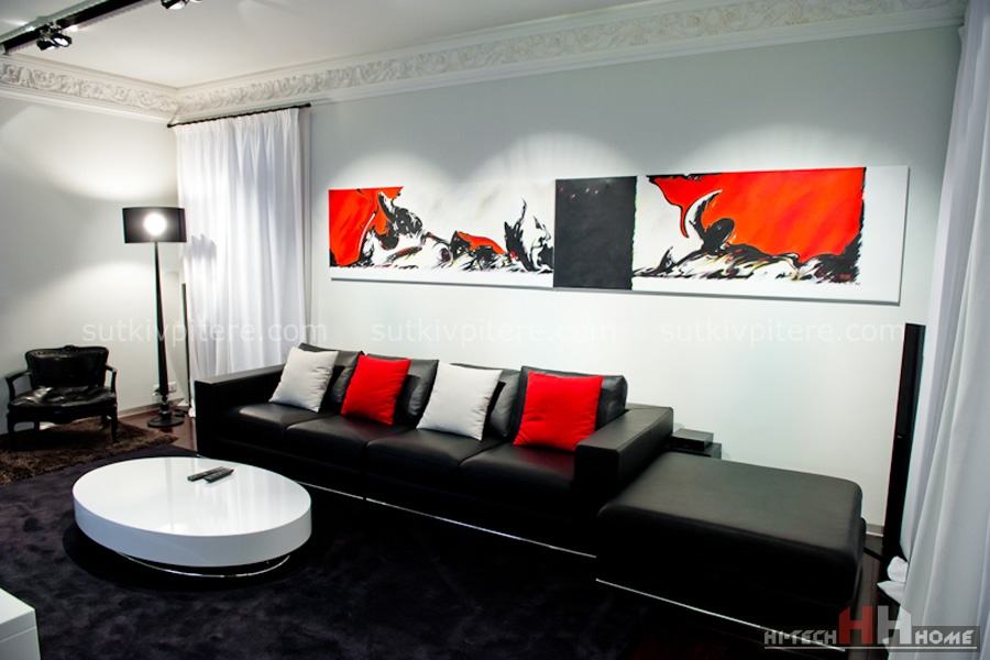 VIP apartment for the short term rent on Nevskiy prospect 133