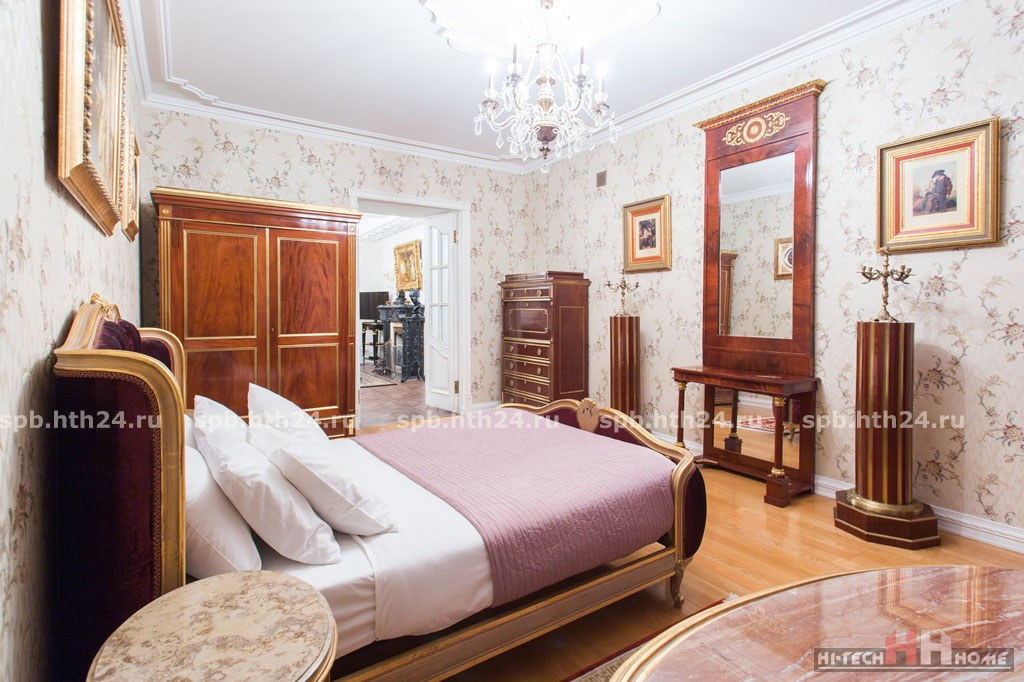 Luxurious 2-bedroom Apartments for rent on Rimskogo Korsakova 2