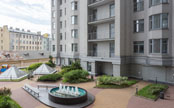 Apartment for rent in St. Petersburg on Kamennoostrovsky 40