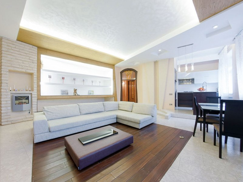 Смотреть 3d тур - VIP apartments for the short term rent is St.Petersburg on Italyanskaya str. 33