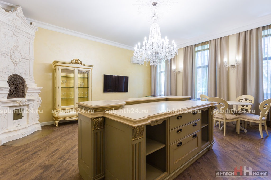 Apartments for rent in St. Petersburg on Liteiny 46
