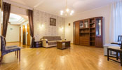 Apartment for rent in St. Petersburg on Krestovsky Island