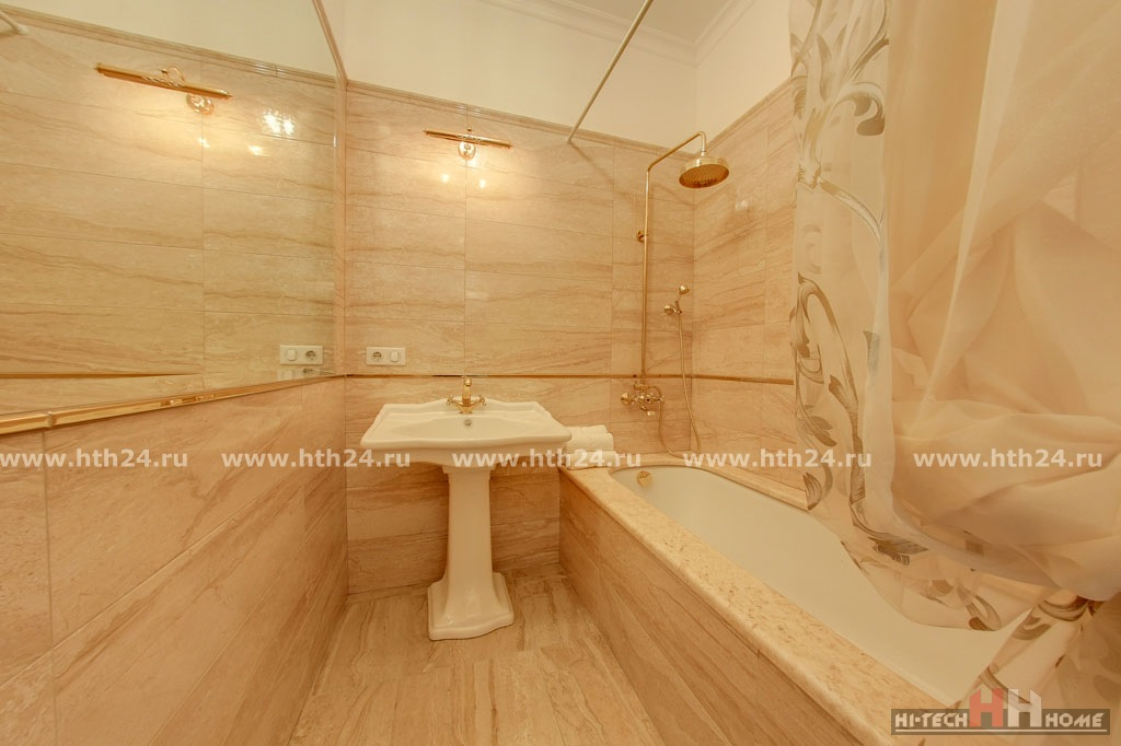 Apartment for rent in St. Petersburg on Moskovsky Prospect 94