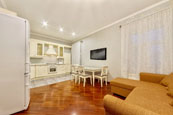 Apartment for rent in the center of St. Petersburg on Nevsky 168