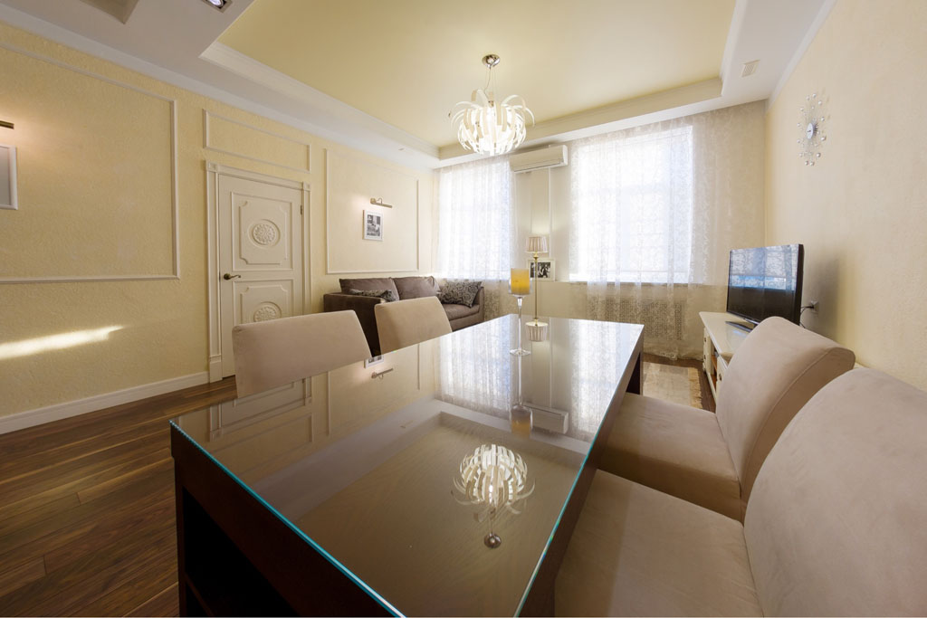 VIP apartments for rent in St. Petersburg on Nevsky Prospect 173