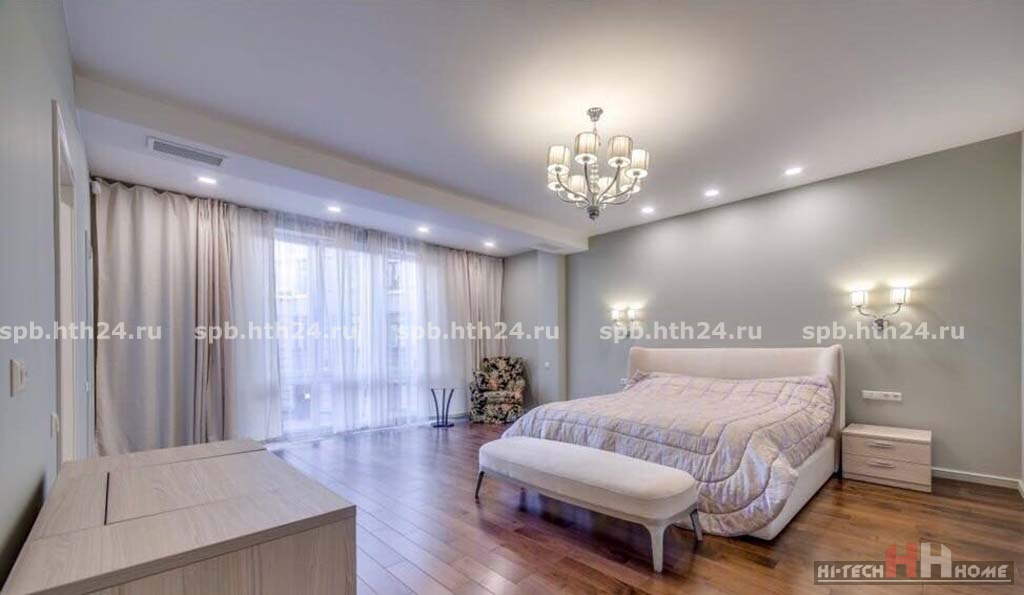 Apartment for rent in St. Petersburg on Tverskaya Street